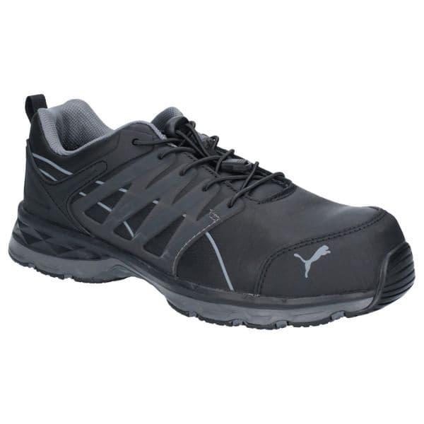 Puma Safety Velocity 2.0 Shoes- Safety Black